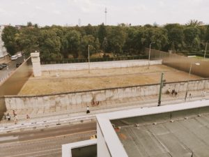 Gedenkstatte Berliner Mauer