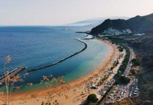 Mirador Playa de las Teresitas