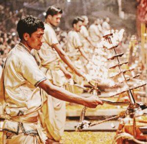 Ceremonia Religiosa Aarti