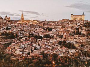 Mirador del Valle Toledo