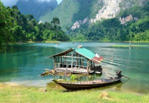 moverse en tailandia